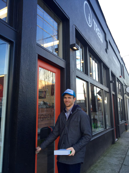 TREW Flagship Store Opening Portland, OR | Snowledge