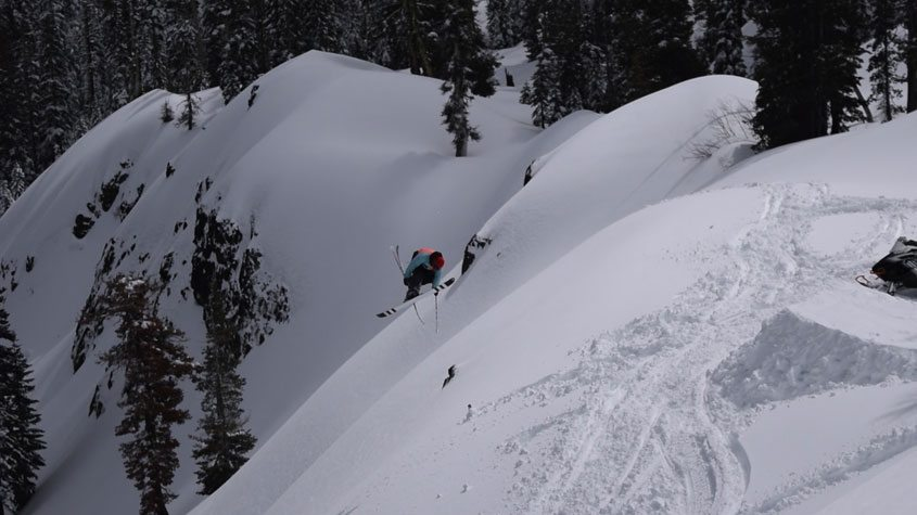 Snowledge Ambassador Jed Kravitz | Backcountry Skiing