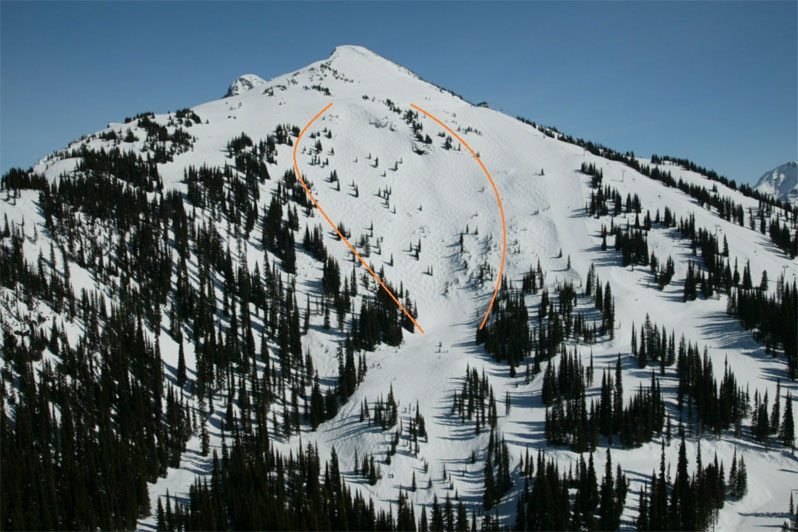 Separate Reality Venue, Revelstoke Mountain Resort (Day 1 location)