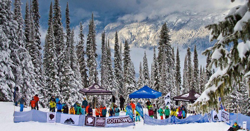RMR Freeride Open 2016 - Separate Reality Round 1 Freeride Qualifier - Photo Credit Hywel Williams