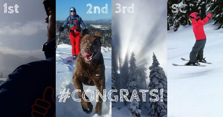 TREWsnowledge WinterPix Contest Winners | Snowledge | TREW Gear