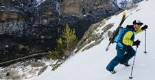 Backcountry Expeditions: Terminal Cancer Couloir