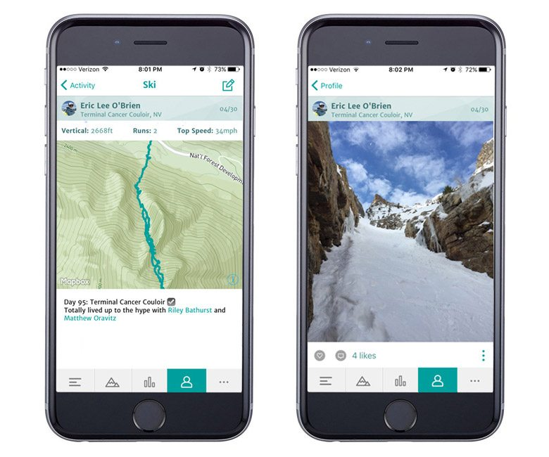 Snowledge App | Backcountry Expeditions: Terminal Cancer Couloir
