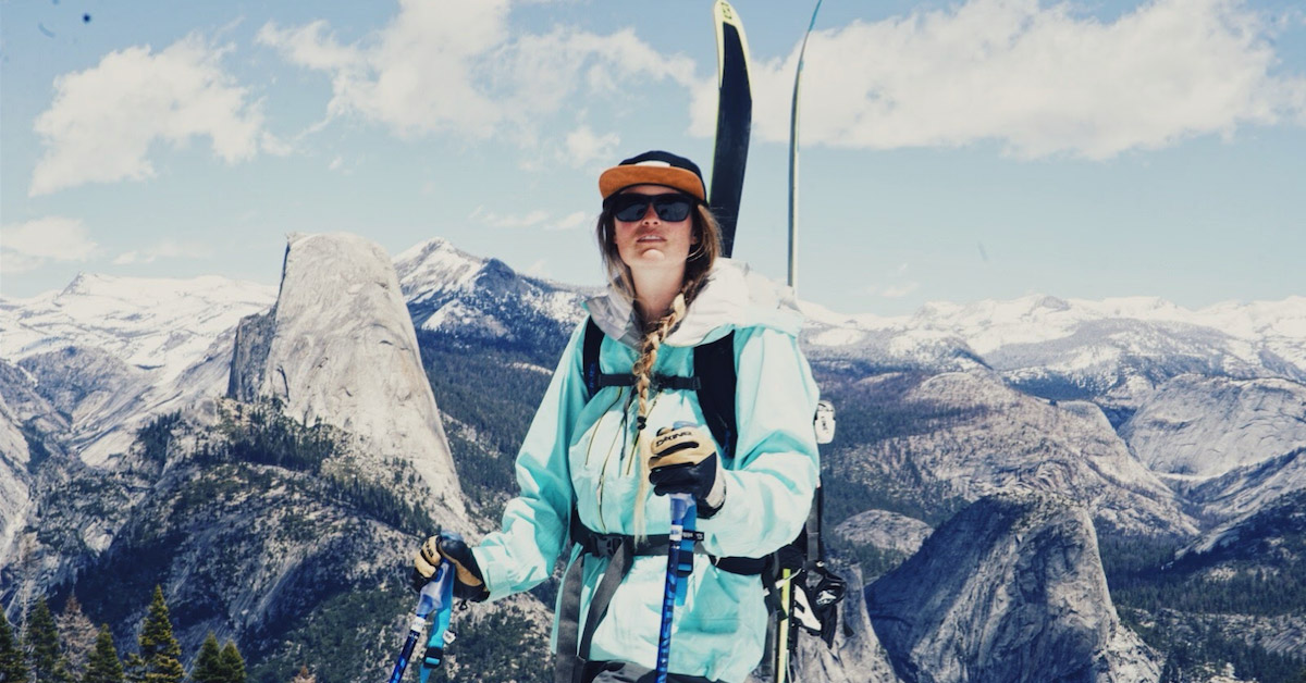 Snowledge Ambassador Kenzie Morris | Facing Fear and Moving Mountains
