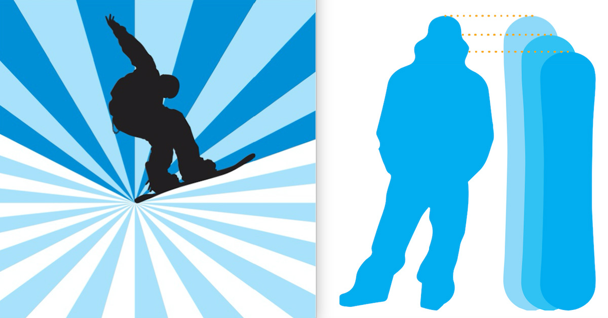 What Size Snowboard Do I Need Snowboard Sizing Explained Snowledge
