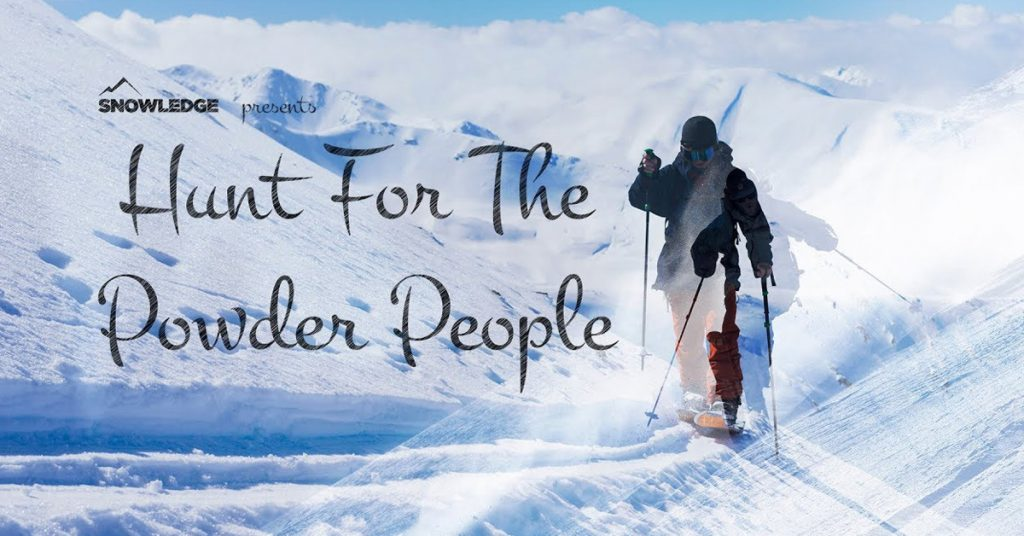 Hunt For The Powder People [Video Edit]