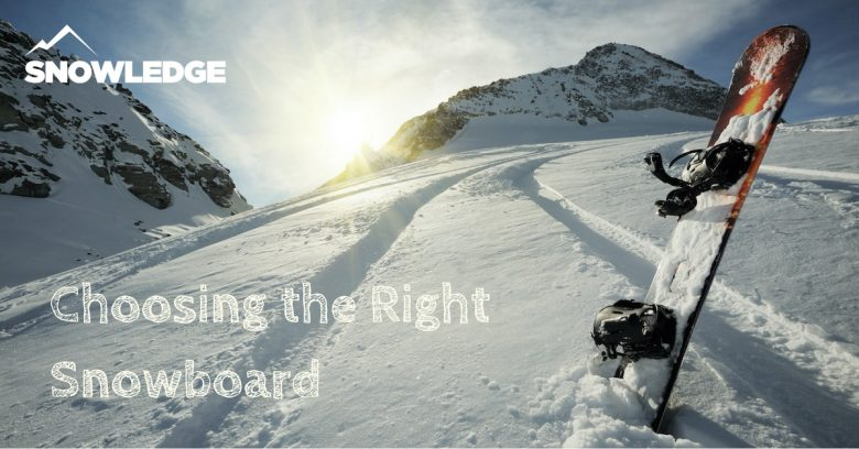 How To Choose A Snowboard – A Snowboard Buying Guide