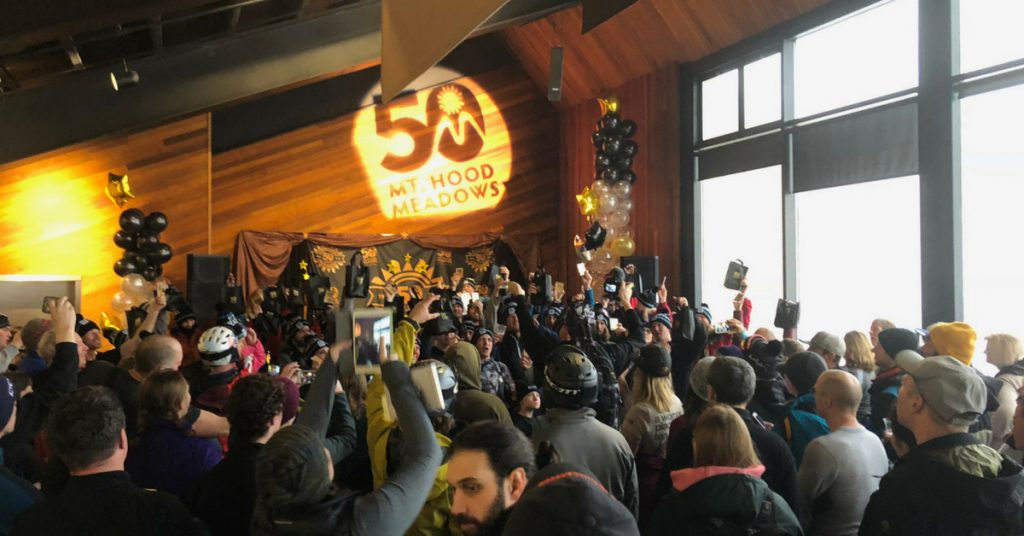 Mt. Hood Meadows 50th Anniversary Celebration