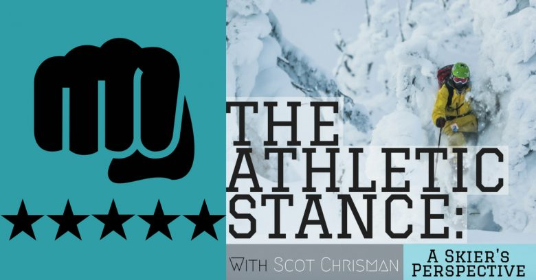 Scot Chrisman's Podcast The Athletic Stance Blows Up (or, ...Sees Nothing But Stars) | Snowledge
