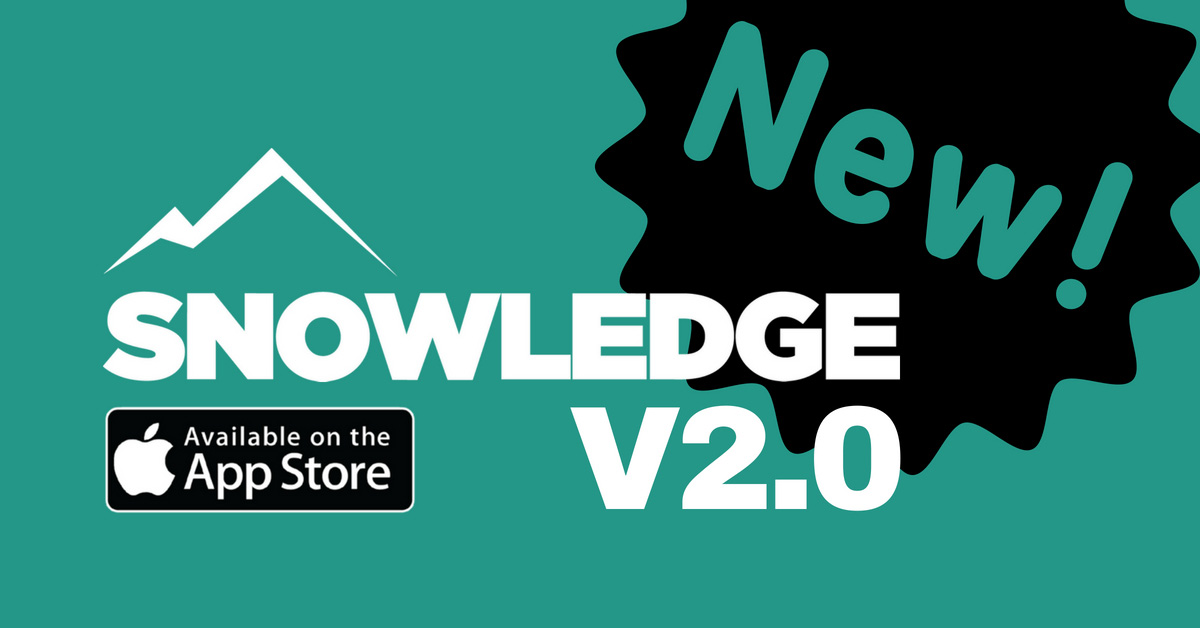 Snowledge V 2.0 Is Here!