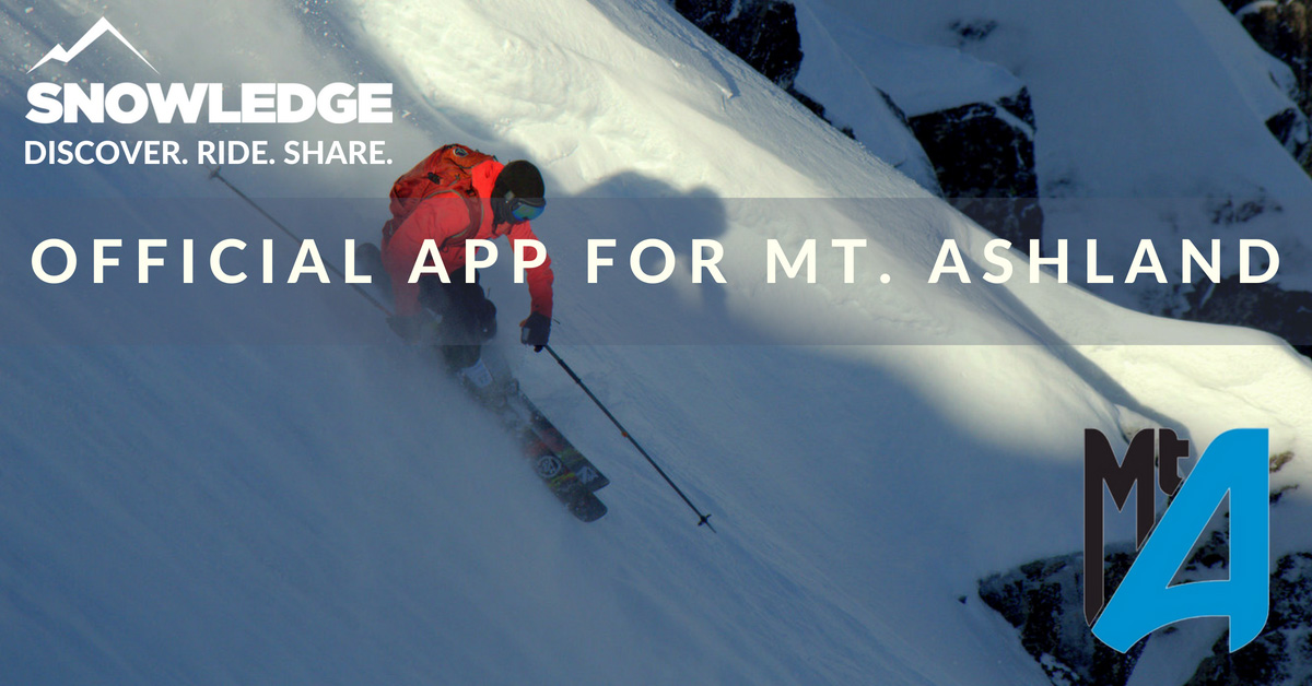 Snowledge | Official App for Mt. Ashland