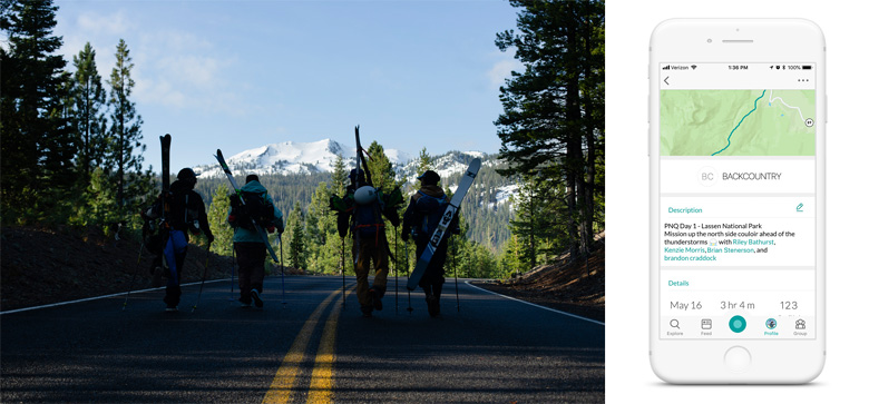 The Snowledge Crew on the Road to Lassen Peak | Snowledge