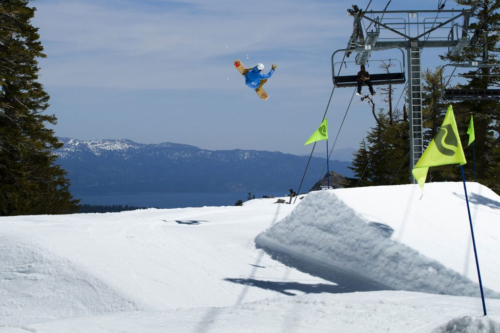 brian stenerson spinning over a jump