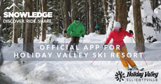 Holiday Valley Official Mountain App | Snowledge