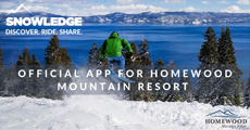 Homewood Mountain Ski Resort Official App | Snowledge