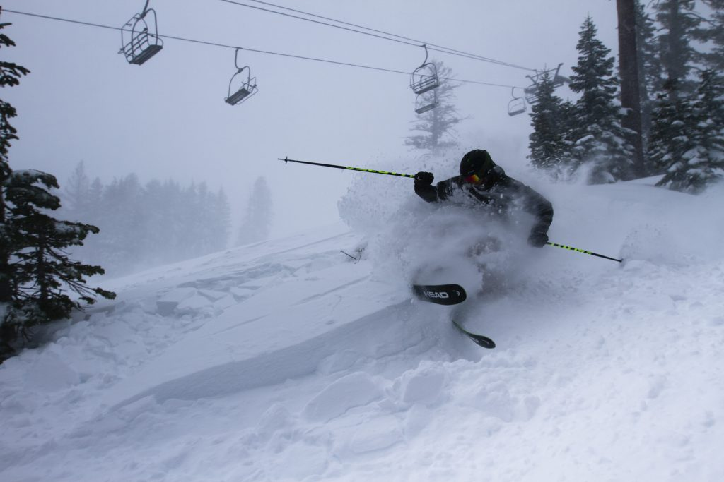 eric bryant skiing at squaw valley