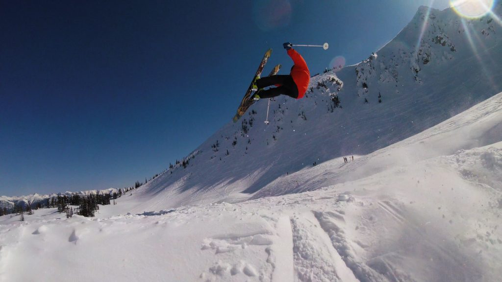 jed kravitz skiing sort of a season edit