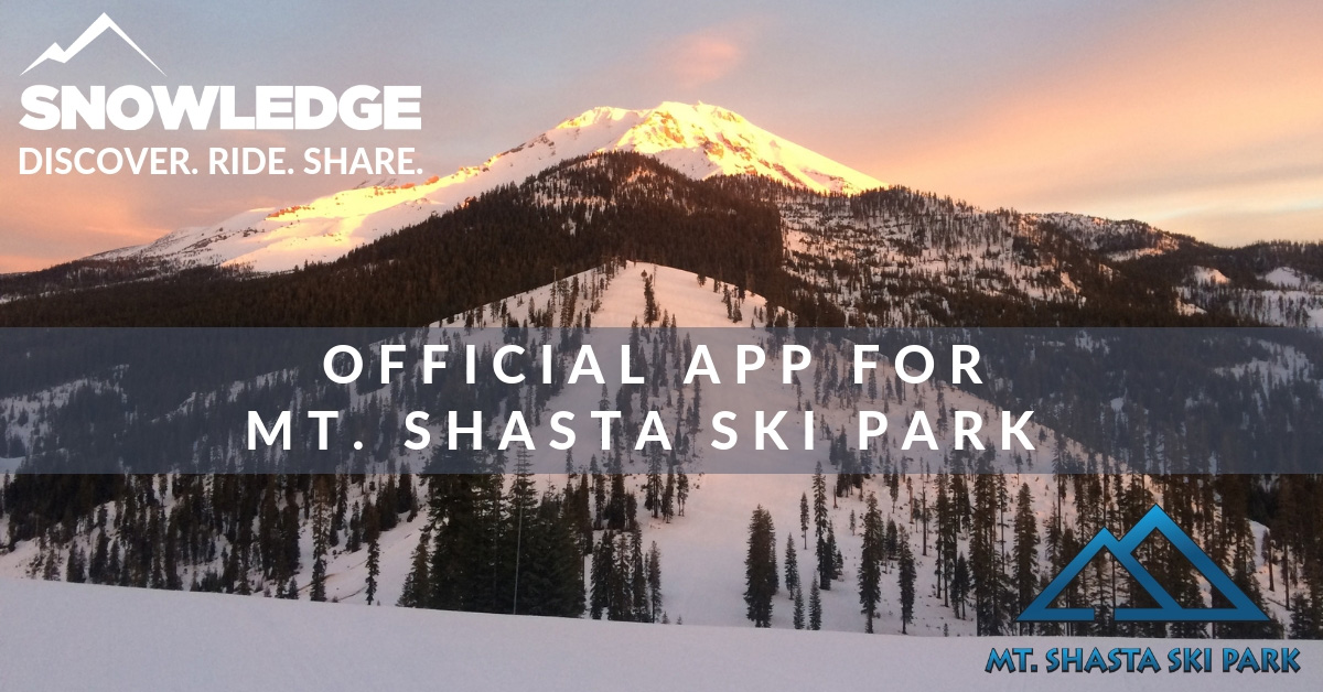 Mt. Shasta Official Mountain App | Snowledge