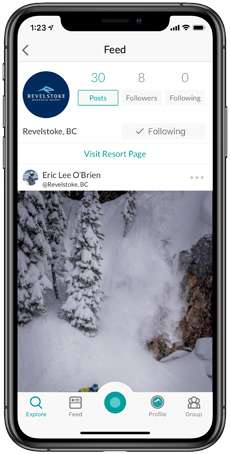 Revelstoke Snowledge Feed