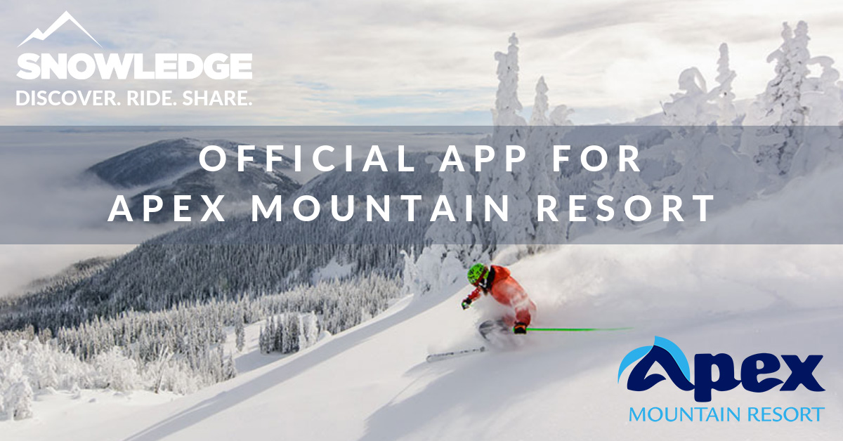 APEX Mountain Official App | Snowledge