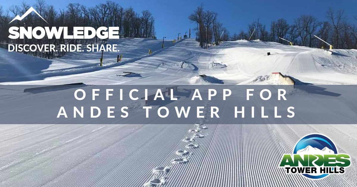 Official App for Andes Tower Hills | Snowledge