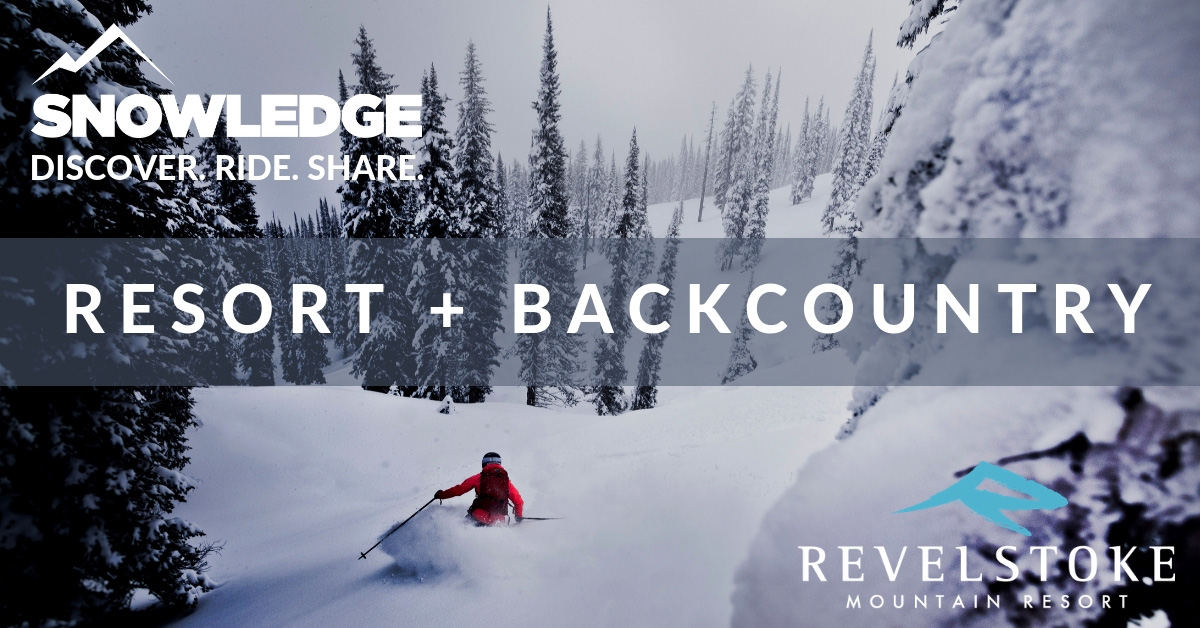 Revelstoke Mountain Resort | Snowledge App: GPS Ski Tracker & More