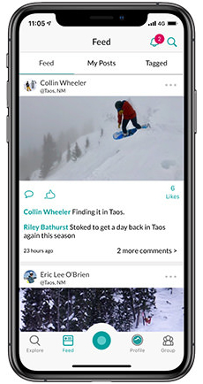 Snowledge Feed | Taos 2019 FWQ