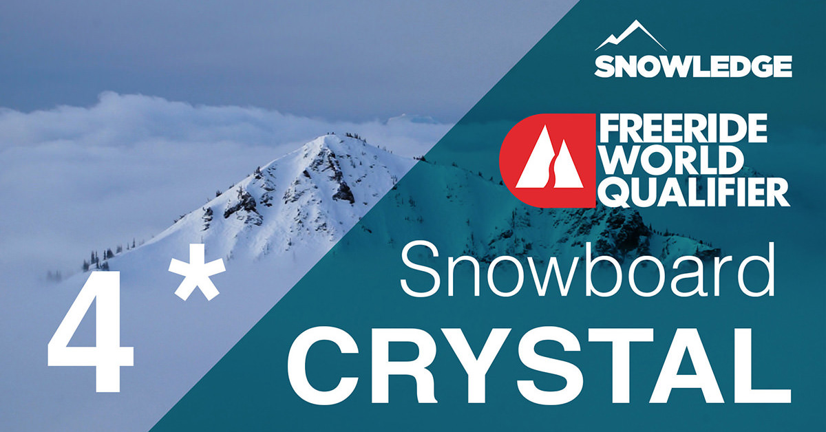 2019 Crystal Mountain 4* Freeride World Qualifier | Snowledge