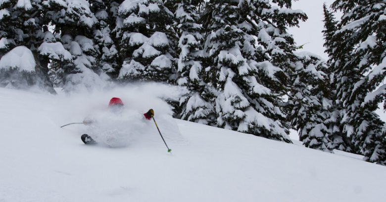 Cat Skiing with a View at Homewood Mountain Resort