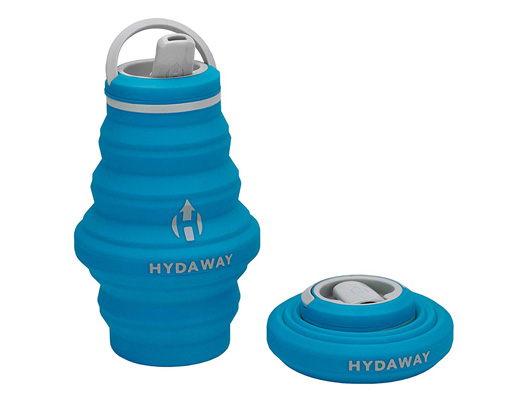 Hydaway Water Bottle | Why & How To Carry Water While Skiing: Hydration Tips for Skiers