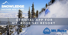 Mt. Rose Ski Resort Official App | Snowledge