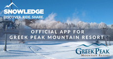 Greek Peak Mountain Resort Official App | Snowledge