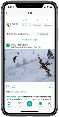 Mt. Spokane Ski & Snowboard Park | Snowledge Feed