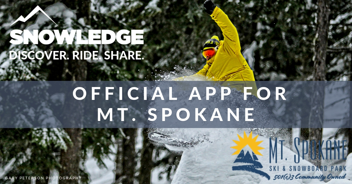 Mt. Spokane Ski & Snowboard Park Official App | Snowledge