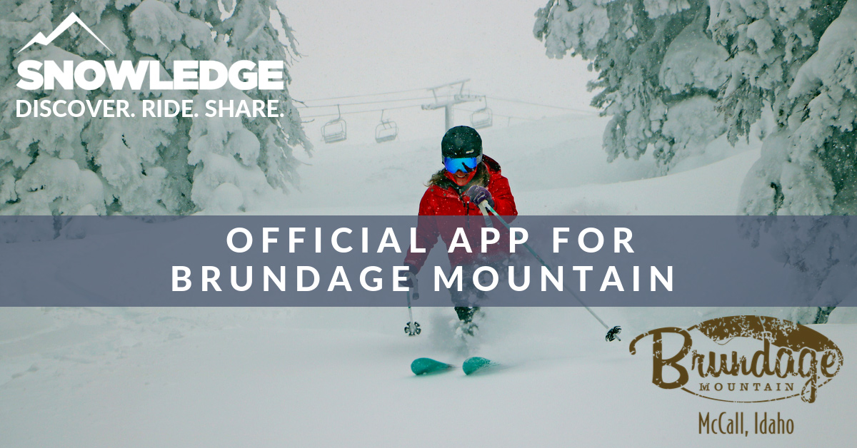 Brundage Mountain Ski Resort Official App | Snowledge