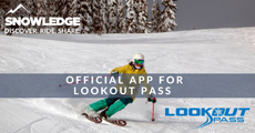 Lookout Pass Official App | Snowledge