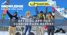 Sunrise Park Resort Official App | Snowledge
