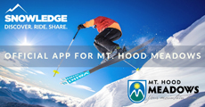 Mt. Hood Medows Official App | Snowledge